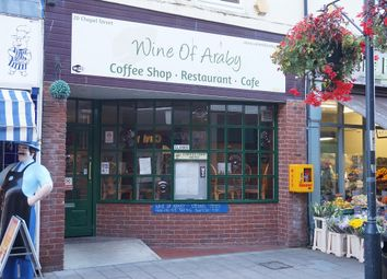 Thumbnail Restaurant/cafe for sale in 20 Chapel Street, Exmouth