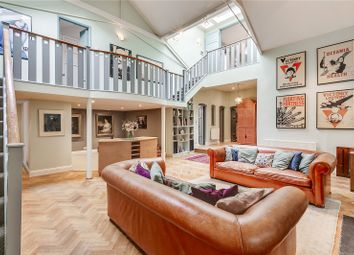Fulham Road, London SW6. 4 bed end terrace house for sale