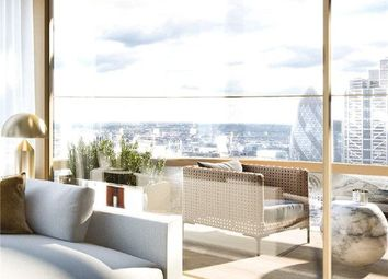 Thumbnail 1 bedroom flat for sale in Principal Tower, Worship Stree, London