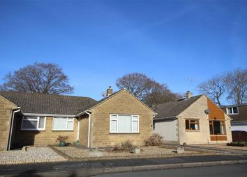 Thumbnail 3 bed semi-detached bungalow for sale in Emmanuel Close, Swindon, Wiltshire