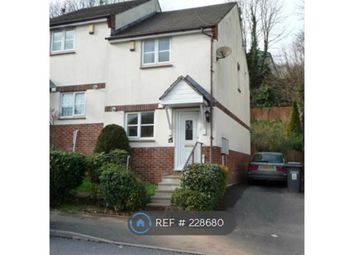 Thumbnail 2 bedroom semi-detached house to rent in Lindisfarne Way, Torquay