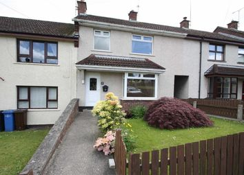 Thumbnail 3 bed terraced house for sale in Windmill Gardens, Ballynahinch, Down