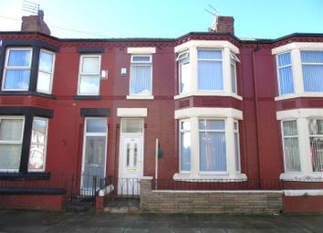 Thumbnail 3 bed terraced house for sale in Chatsworth Avenue, Walton, Liverpool