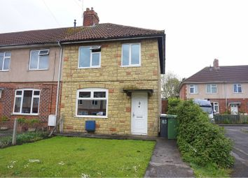 Thumbnail 3 bed semi-detached house for sale in Charles Street, Trowbridge