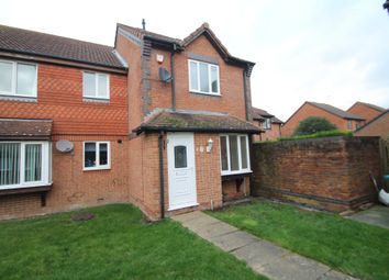 Thumbnail 2 bed semi-detached house for sale in Parslow Close, Hawkslade, Aylesbury