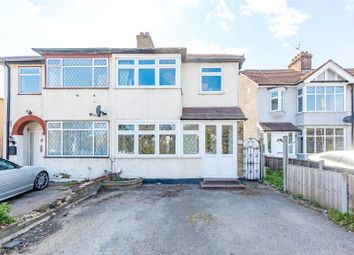 Butts Green Road, Hornchurch RM11. 3 bed semi-detached house for sale