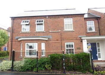 Thumbnail 2 bedroom flat to rent in Factory Road, Hinckley