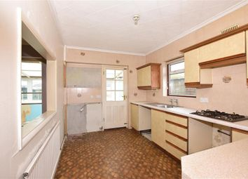 Thumbnail 2 bed semi-detached bungalow for sale in Marconi Road, Northfleet, Gravesend, Kent