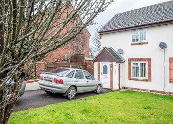 Thumbnail 2 bedroom semi-detached house to rent in Allsopp Close, Newnham