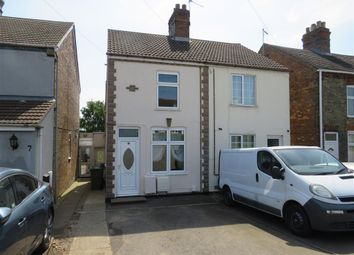 Thumbnail 3 bed semi-detached house for sale in Broadway, Yaxley, Peterborough