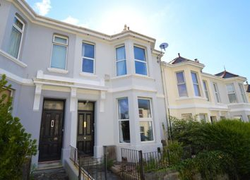 Thumbnail 3 bed flat for sale in Baring Street, Plymouth, Devon