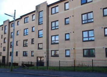Thumbnail 3 bed flat to rent in Dempster Street, Greenock