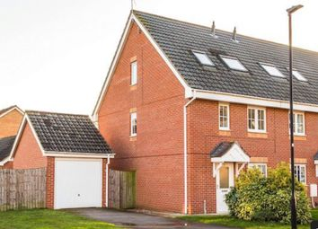 Thumbnail 3 bedroom end terrace house for sale in Salmond Road, York