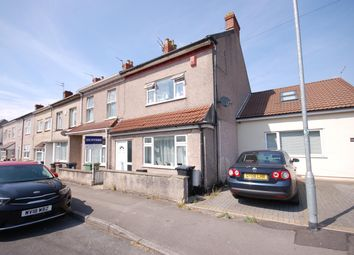 Thumbnail 2 bed terraced house for sale in Hilltop Road, Soundwell, Bristol