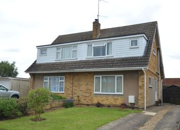 Thumbnail 3 bedroom semi-detached house to rent in St. Augustines Close, Kettering