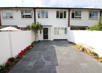 Thumbnail 5 bed terraced house for sale in The Grange, New Malden
