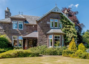 Thumbnail 5 bed detached house for sale in Western Road, Auchterarder, Perthshire