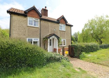 Thumbnail 3 bed detached house to rent in Norwich Road, Thelveton, Diss