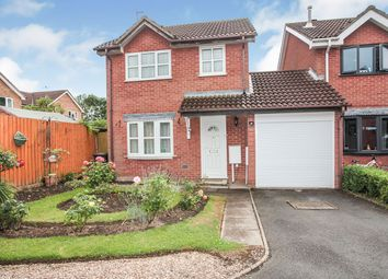Thumbnail 3 bed detached house for sale in Seaton Close, Nuneaton, Warwickshire