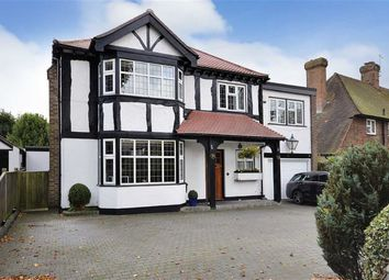 Thumbnail 5 bedroom detached house for sale in Poulters Lane, Thomas A Becket, Worthing, West Sussex