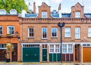 Adam And Eve Mews, London W8. 3 bed mews house
