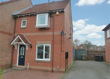 Thumbnail 3 bedroom semi-detached house for sale in St Albans View, Shiremoor, Newcastle Upon Tyne, Tyne And Wear