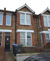 Thumbnail 2 bedroom terraced house for sale in Southwood Road, Ramsgate, Kent