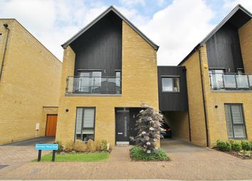 Thumbnail 4 bed link-detached house for sale in Barnsley Wood Rise, Newhall, Harlow