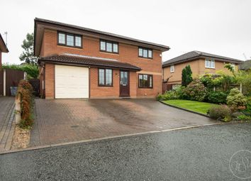 Thumbnail 4 bed detached house for sale in Mountwood, Skelmersdale