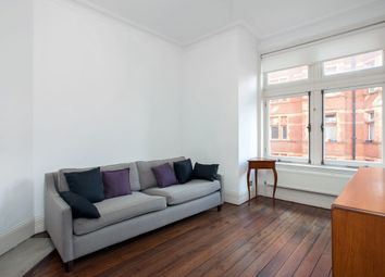 Thumbnail 1 bed flat to rent in Torrington Place, London
