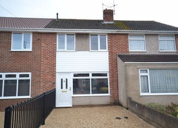 Thumbnail 3 bed terraced house for sale in Westcourt Drive, Oldland Common, Bristol