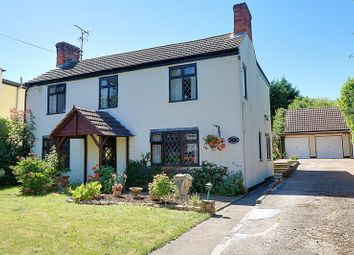 Thumbnail 4 bed detached house for sale in Station Road, Owston Ferry, Doncaster