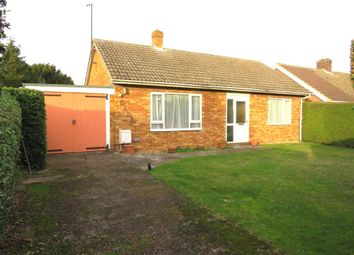 Thumbnail 2 bed detached bungalow for sale in Serby Avenue, Royston