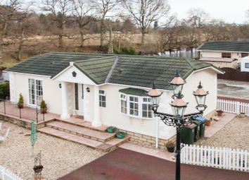Thumbnail 2 bed lodge for sale in Mill House Park, Crieff