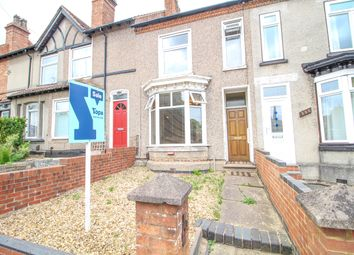 Thumbnail 3 bed terraced house for sale in Bilton Road, Rugby