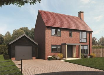 Thumbnail 3 bed detached house for sale in Mary Lane North, Great Bromley, Colchester