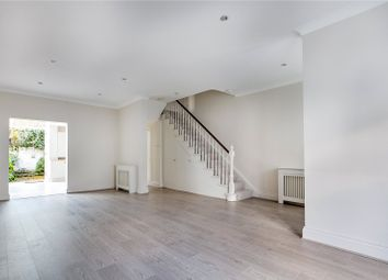 Thumbnail 3 bed terraced house to rent in Parkville Road, Fulham, London