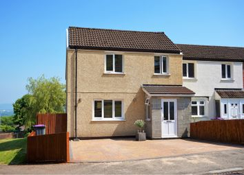 Thumbnail 4 bed end terrace house for sale in Rhymney Court, Cwmbran