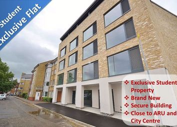 Thumbnail 1 bed flat to rent in Mallory House, East Road, Cambridge