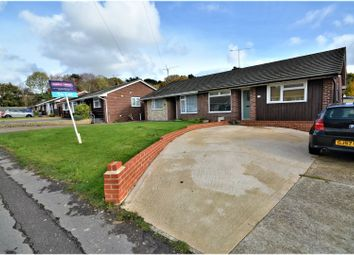Thumbnail 2 bed bungalow to rent in Maryland Close, Southampton