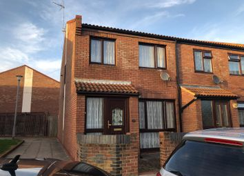 Thumbnail 3 bedroom end terrace house for sale in Sea Mill Gardens, Portsmouth
