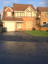 Thumbnail 4 bedroom detached house to rent in Glenwood Close, Radcliffe