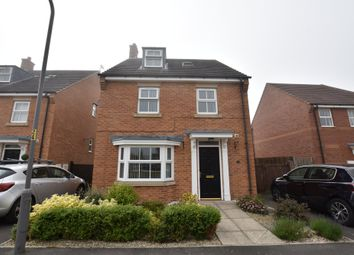 Thumbnail 4 bed detached house for sale in Pasture Crescent, Filey