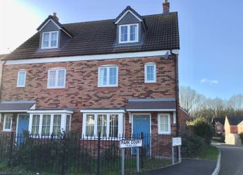 Thumbnail 4 bed property to rent in Park Court, Hadley, Telford