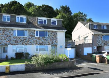 Thumbnail 4 bed semi-detached house to rent in Dunstone View, Plymstock, Plymouth