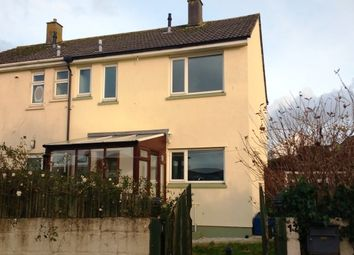 Thumbnail 3 bed property to rent in Grenville Gardens, Troon, Camborne