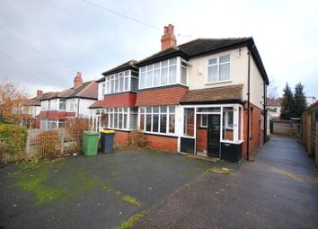 Thumbnail 5 bed terraced house to rent in 51 St Annes Road, Headingley