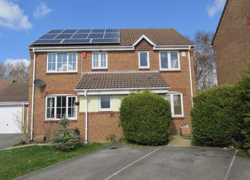 Thumbnail 2 bed semi-detached house to rent in Pets Considered, Netley Common, Southampton