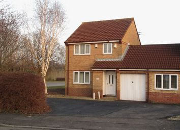 Thumbnail 3 bed detached house to rent in Westfield Way, Bradley Stoke, Bristol