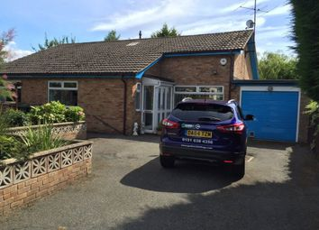 Thumbnail 3 bed bungalow to rent in Saughall Massie Lane, Upton, Wirral